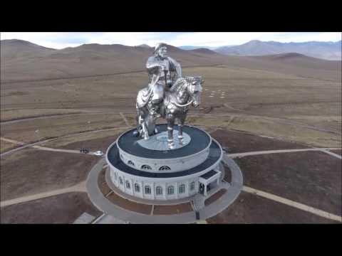 Chinggis Khan Statue, Mongolia