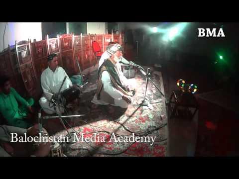 Balochi music night at quetta press club  pfuj