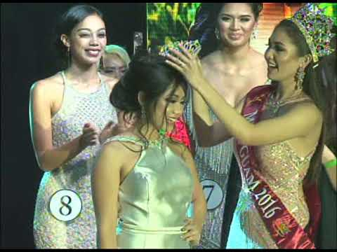 Miss World Guam 2017 - highlights and memories