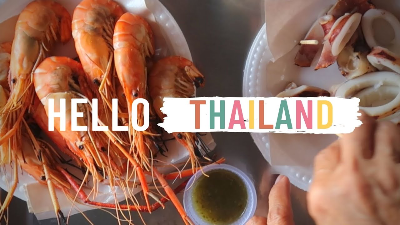 Hello Thailand (Trailer) | Just Eat Life