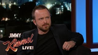 Stop Calling Aaron Paul BITCH