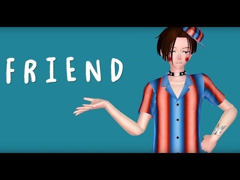 Toy Freddy, Bonnie, \u0026 Balloon Boy~ FRIENDS: MMD x FNaF2