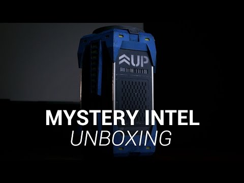 Mystery Intel Unboxing