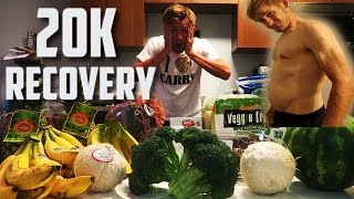20,000 CALORIE RECOVERY | Q&A, WEIGHT GAIN, LAXATIVES?