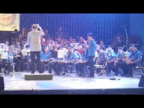 Regine Velasquez medley (malabon community band)