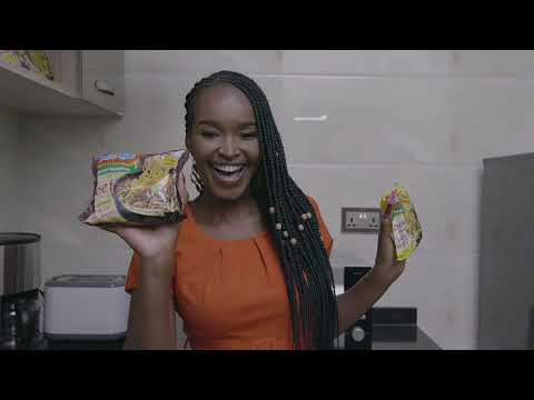 Indomie Kenya Televison Commercial 2019