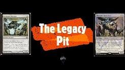 MTG Legacy - Eldrazi Stompy (DJ Conner) vs Steel Stompy (David Salus)