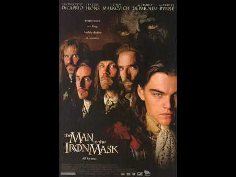 Man In The Iron Mask - Heart of a King
