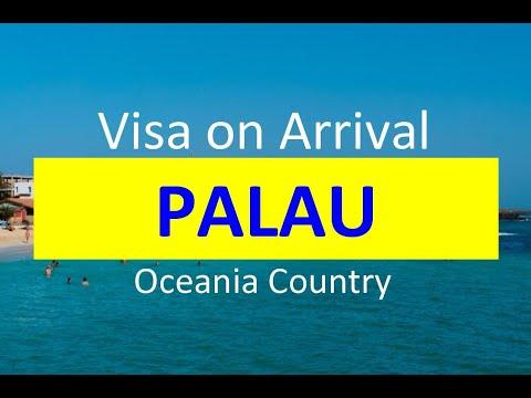 Palau Visa for Pakistani l Contact us