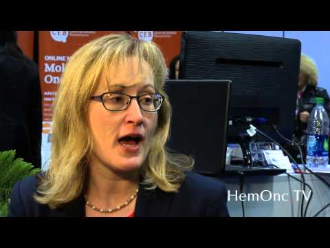 Phase III trial: Pembrolizumab for patients w/ metastatic NSCLC that expresses PD-1