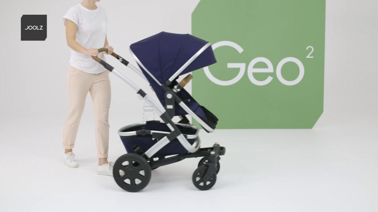 Joolz Geo 2 Stroller Demo - YouTube