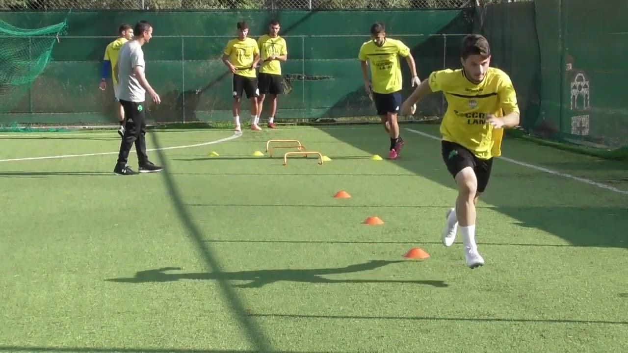 soccer training ideas 23 (ΑΒC strength workout)