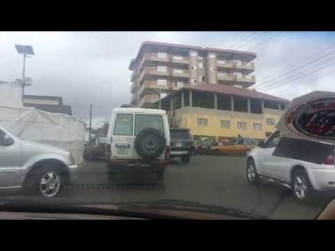 Driving around Freetown Pt4