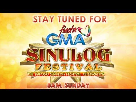 GMA News Online's livestream of the Sinulog Festival 2012