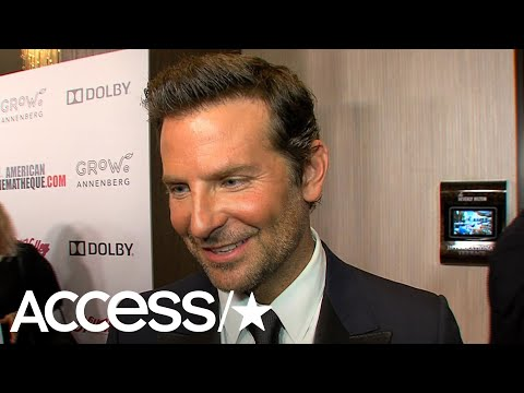 Bradley Cooper Has The Best Reaction To Seeing Access' Natalie Morales Dressed Up As Him | Access