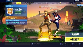 Fortnite #172: Renegade raider from save the world to battle royale glitch