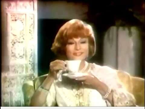 Coffee Mate Commercial Agnes Moorehead, 1970