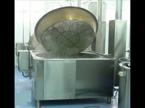 Freidora industrial de patatas fritas calidad de producto for Freidora industrial