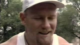 July 1994 - Steve Emtman and Bernard Whittington Arrive at Colts Camp