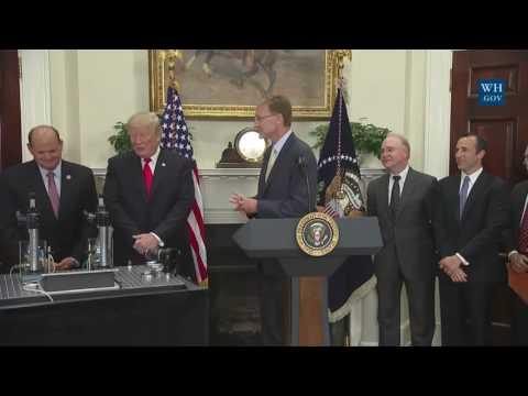 President Trump Makes 'Major' Announcement On Pharmaceutical Initiative 7/20/17