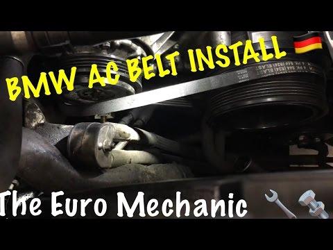 BMW Stretch Belt Install Tool BMW 0062 BMW A//C Compressor Drive Belt Tool