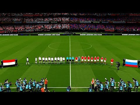 RUSSIA vs EGYPT | Group A | FIFA World Cup 19 June 2018 Gameplay