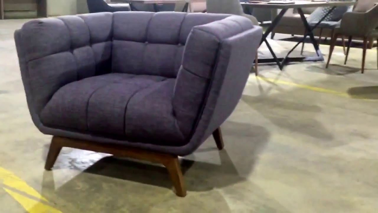 Tb3 Home Kano Lounge Chair Modern Furniture Store Houston Midcentury Contemporary Youtube