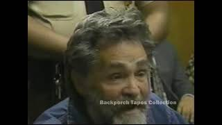 Charles Manson March 1997 California State PrIson Corcoran parole hearings Backporch Tapes