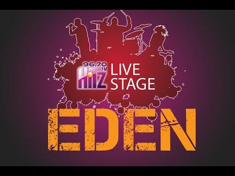 Live Stage 96.7 Hitz FM | Eden - Memandang Surga