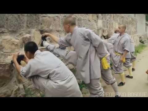 Shaolin Kung Fu Motivation