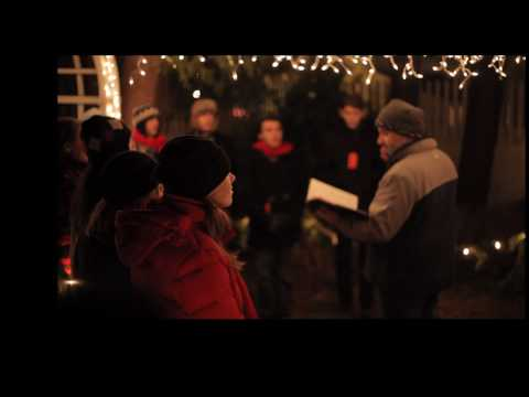 Short Film of Strawbery Banke's 30th Annual Candlelight Stroll in HD 1080p