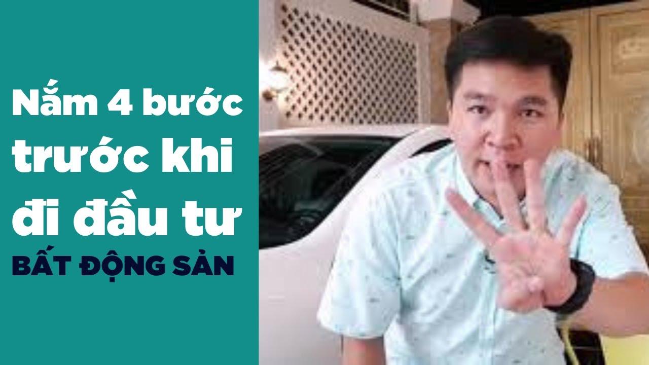 [Tập 5] – Kinh nghiệm Đầu tư Bất Động Sản vốn 500 triệu   Nguyễn Hữu Vũ    Học Bất Động Sản.