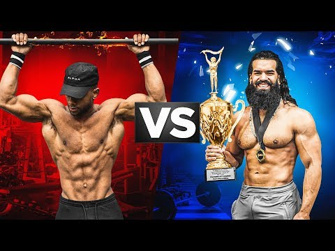 Calisthenics vs. Powerlifting Pt. 2 | STRENGTH BATTLE