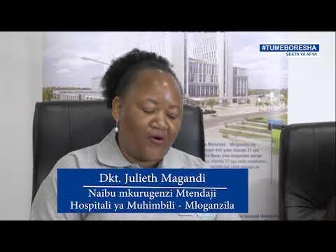 Download #MuhimbiliTv  Hospitali ya Taifa Muhimbili - Mloganzila