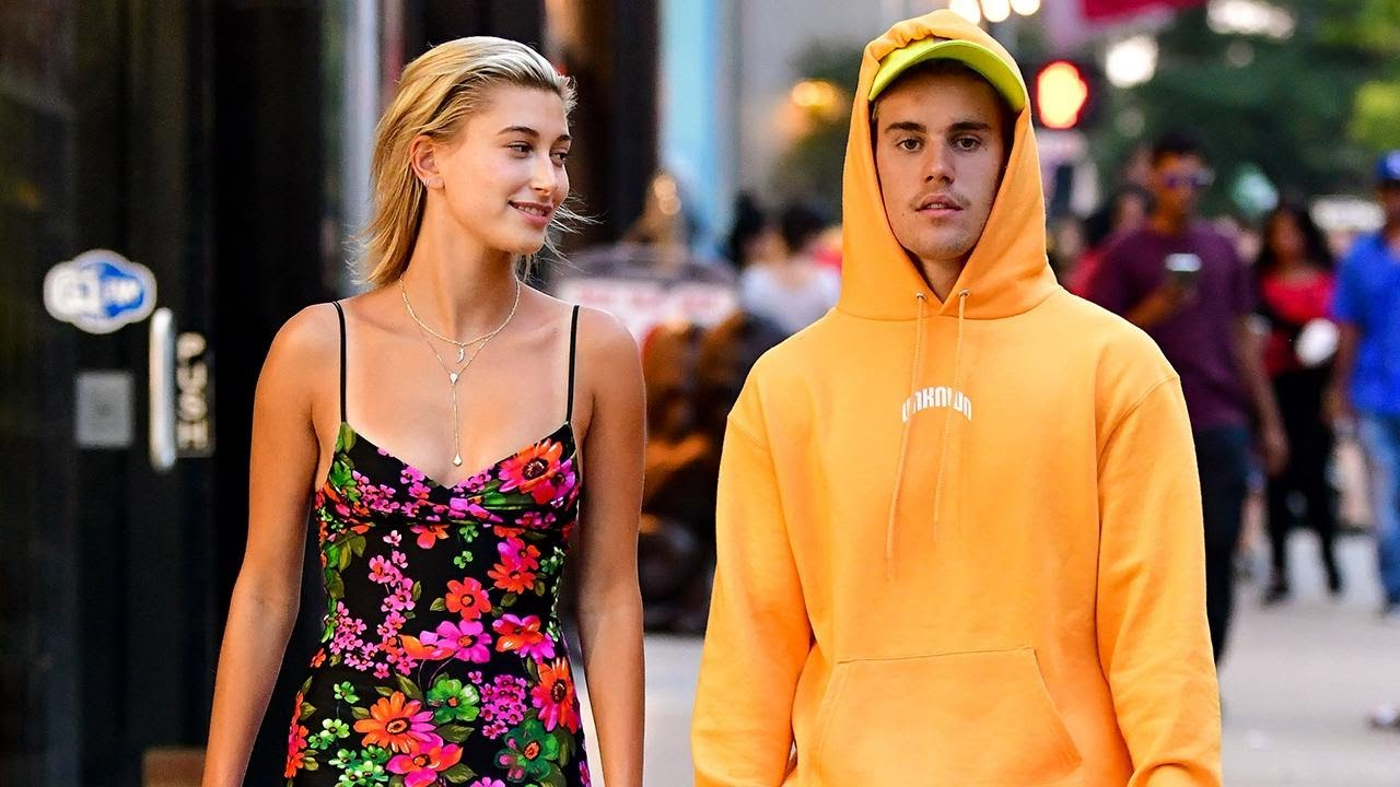 Justin Bieber Calls Hailey Baldwin His Wife During Stratford ...
