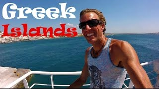 A Greek Islands Adventure: Ios, Sikinos, Folegandros, Naxos, Paros & Antiparos