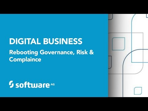 Software AG Interview: Rebooting GRC