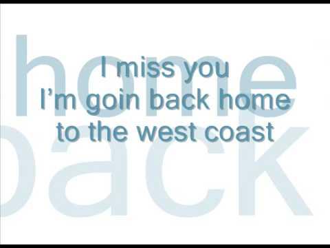 Coconut Records - West Coast lyrics