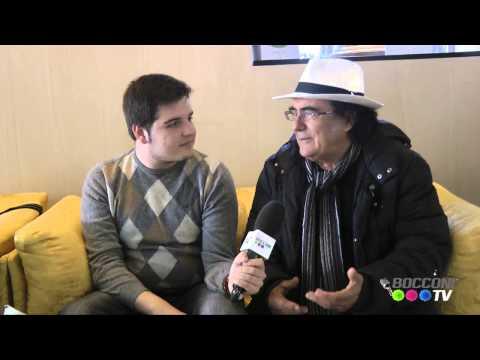 Sanremo 2015 Speciale - Intervista ad Al Bano Carrisi