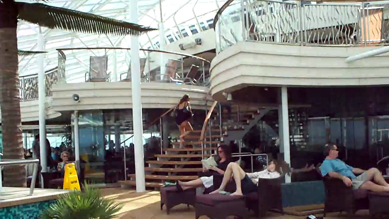 Oasis of the Seas Cruise Ship Review Photos amp Departure