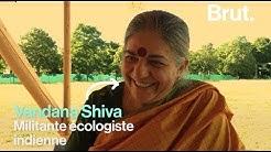 Rencontre avec Vandana Shiva, militante anti-OGM indienne
