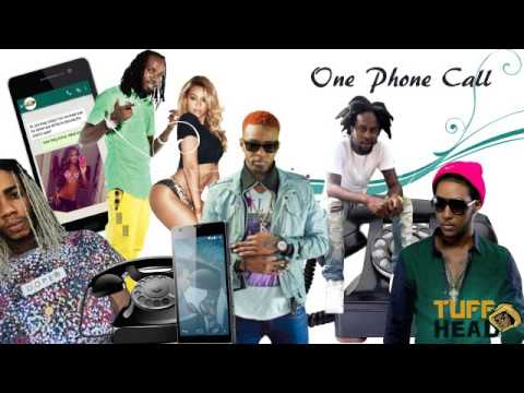 NEW | July 2016 | One Phone Call #1. Alkaline, Vybz Kartel, Konshens, Mavado, Popcaan, Dexta Daps