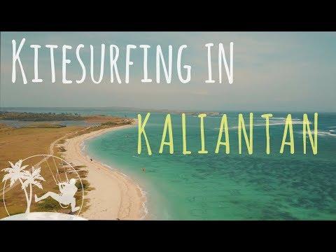 THE BEST KITESURFING IN INDONESIA - KALIANTAN