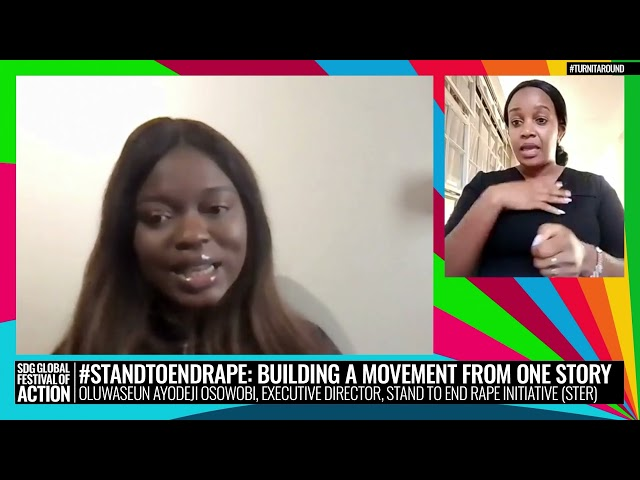 #StandToEndRape: Building a Movement from One Story