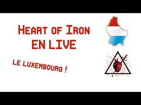 """""""La mission impossible S3"""" HOI IV - Le Luxembourg fasciste - #1"""