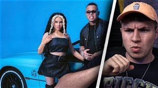 😱POAH WAS EINE HOOK!!!...Reaktion : LUCIANO feat SHIRIN DAVID - NEVER KNOW (prod. MALICE) | PtrckTV