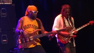 Steel Pulse - Babylon Makes The Rules - live in France 2015