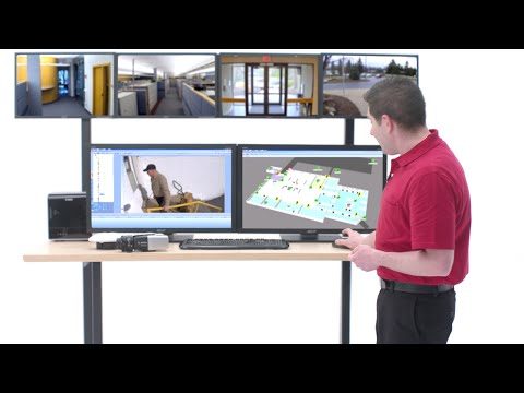 Integrated security solutions from Bosch