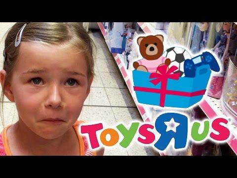 GEBURTSTAG SHOPPING TOUR ???? Lulu im TOYS'R'US Spielzeug Himmel ????????