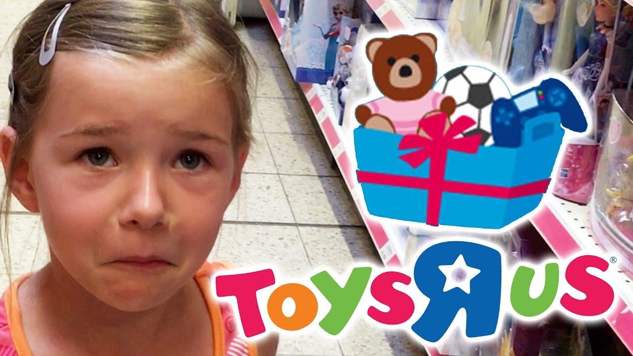 Geburtstag shopping tour 🎁 lulu im toys r us spielzeug